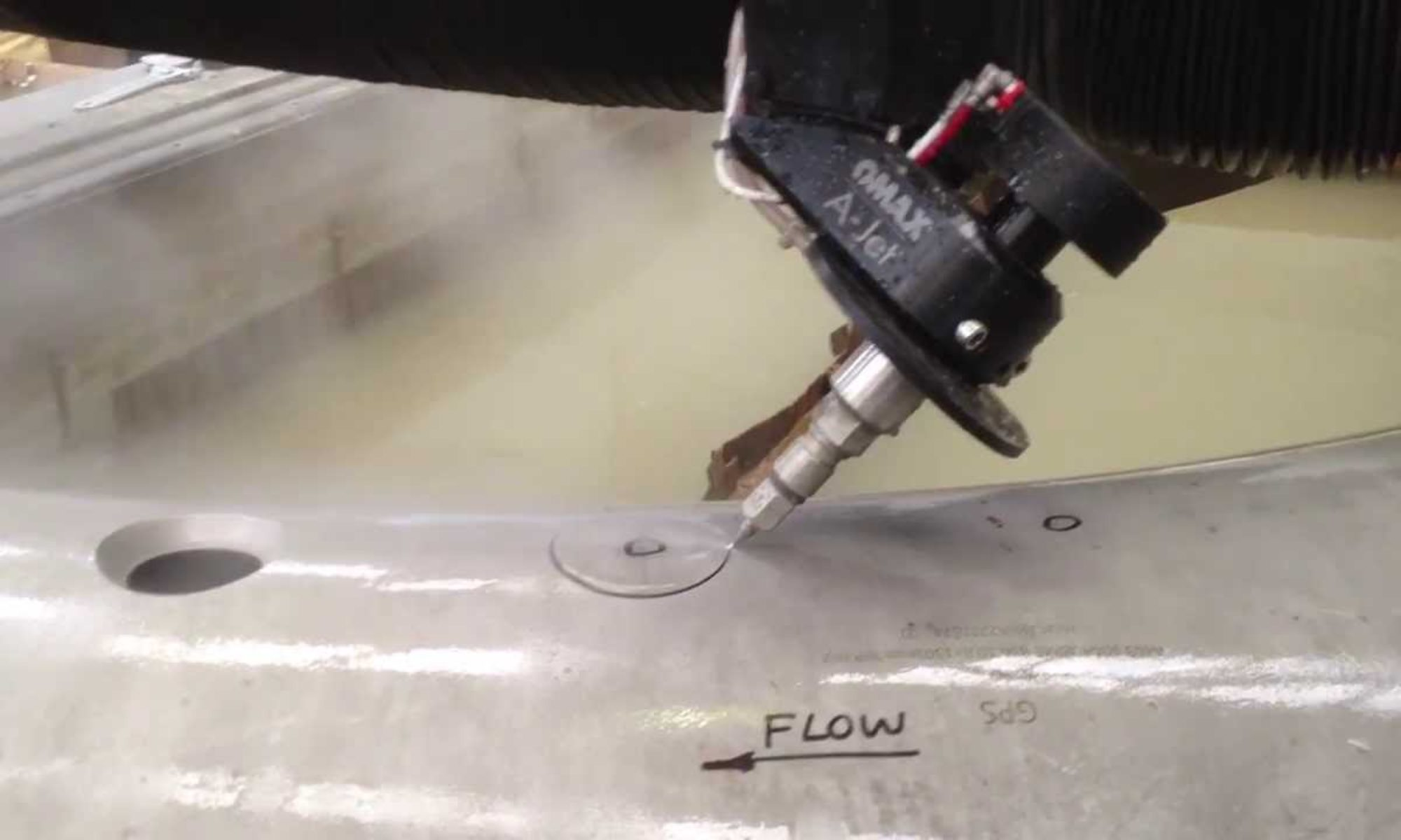 Water Jet Cutting Services from Aqua Cut Technologies